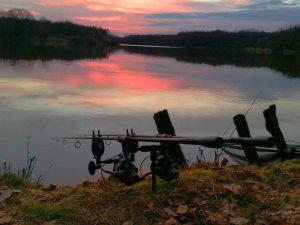 Großer Weiher - Angler Club Westend